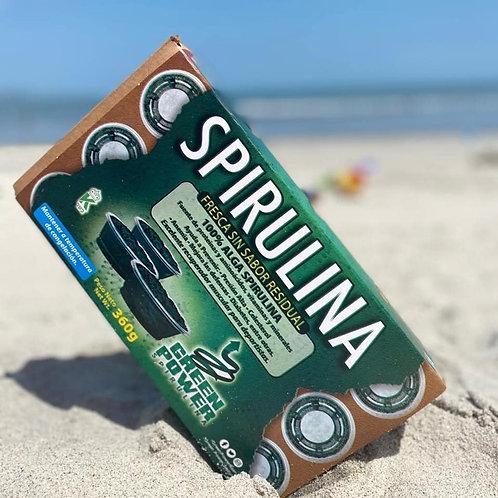 Green Powder Spirulina 360g