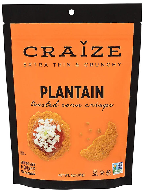 Craize Plantain 113g