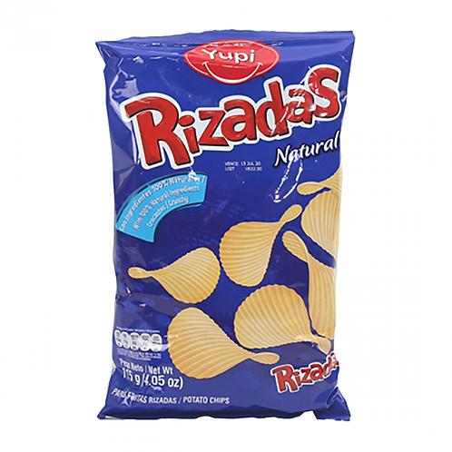 RIZADAS NATURAL 115G