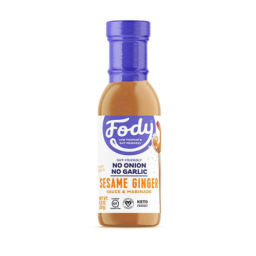 Fody Sesame Ginger Salad Dressing