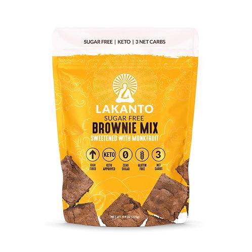 Lakanto Brownie Mix 275g
