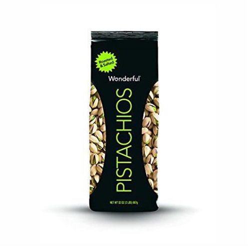 Wonderful Pistachios Roasted - Salted 35g