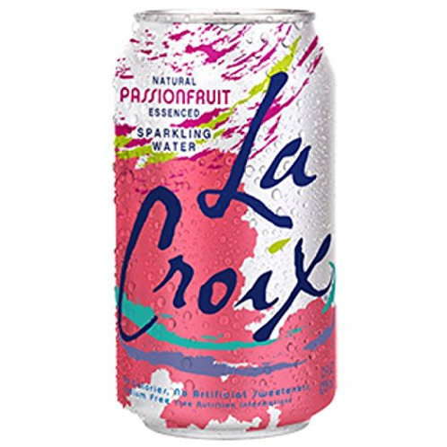 Sparkling Water Passionfruit