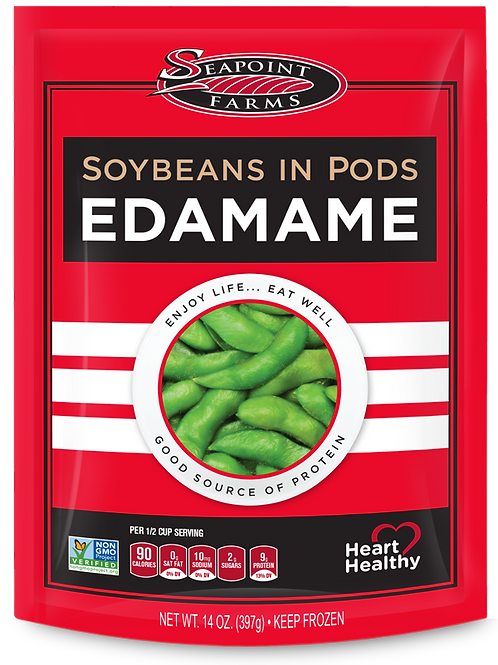 SEAPOINT EDAMAME IN PODS