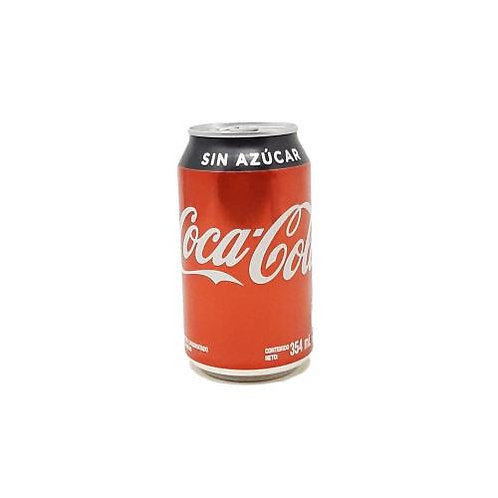 COCA COLA SIN AZUCAR 354ML