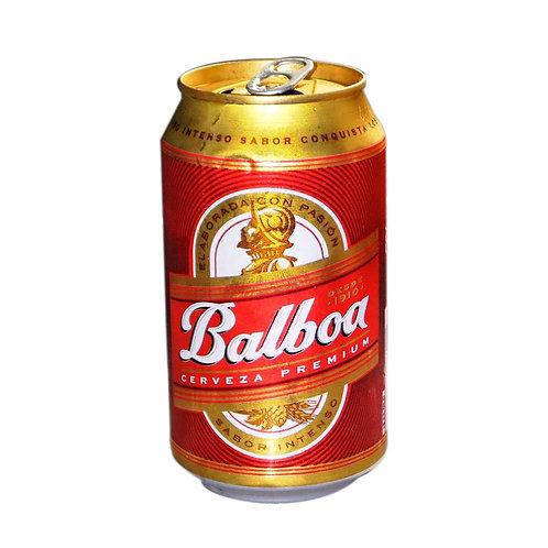 Balboa Cerveza Lager 355ml