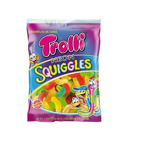 TROLLI NEON SQUIGGLES