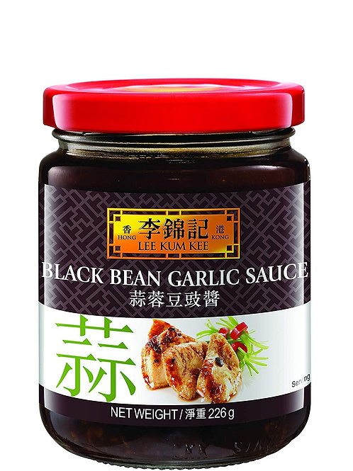 Black Bean & Garlic Sauce
