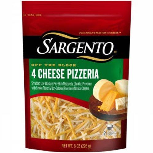 SARGENTO 4 CHEESE PIZZERIA