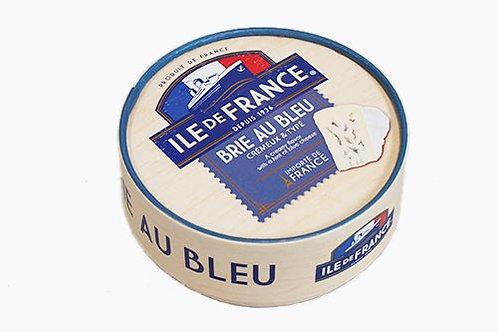 ILE DE FRANCE BRIE AU BLUE 125G