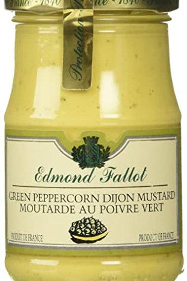 Mostaza Dijon Peppercorn Edmond Fallot