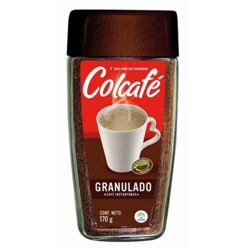 COLCAFE CAFE INSTANTANEO 170G