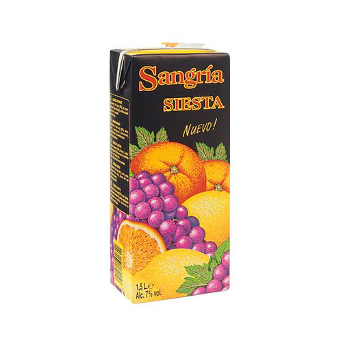 SIESTA SANGRIA 1.5L