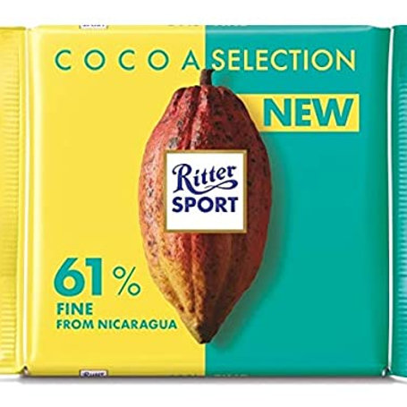 RITTER COCOA SELECTION FINE 61%