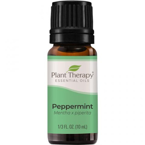PLANT THERAPY PEPPERMINT OIL 10ML