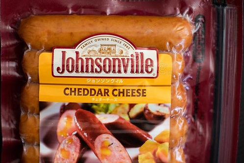 JOHNSONVILLE CHEDDAR CHEESE SAUSAGE
