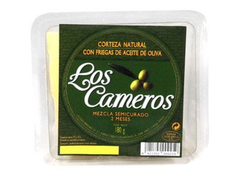 LOS CAMEROS MEZCLA SEMICURADO 180G
