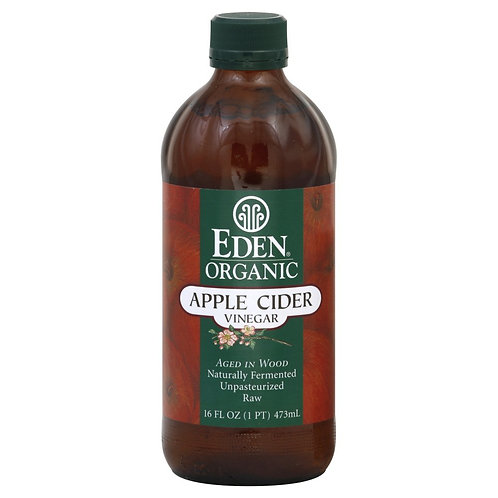 EDEN APPLE CIDER VINEGAR