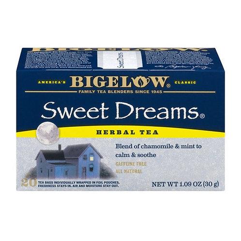 BIGELOW TE SWEET DREAMS