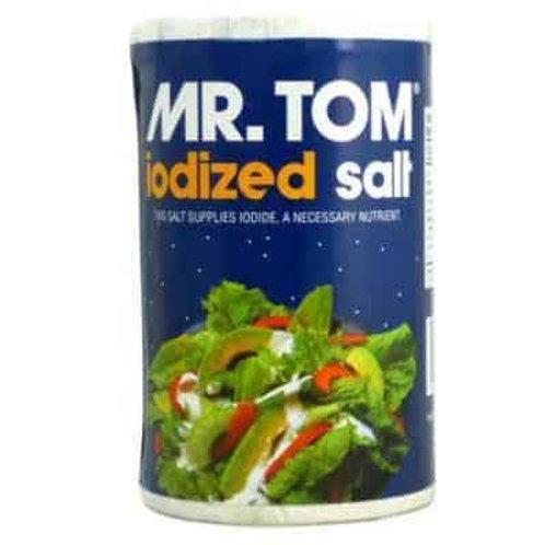 MR. TOM SEA SALT