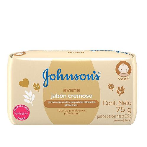 JOHNSON JABON CREMOSO AVENA