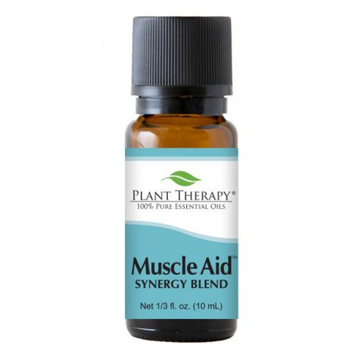 PLANT THERAPY MUSCLE AID OIL 10ML