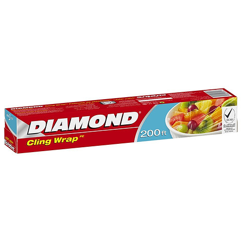 Diamond Cling Wrap 200ft