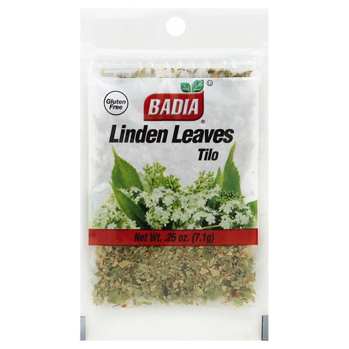 Badia Linden Leaves 0.25oz