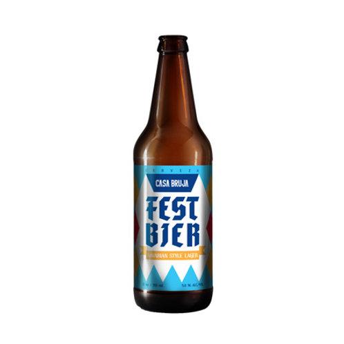 Casa Bruja Fest Bier 355ml