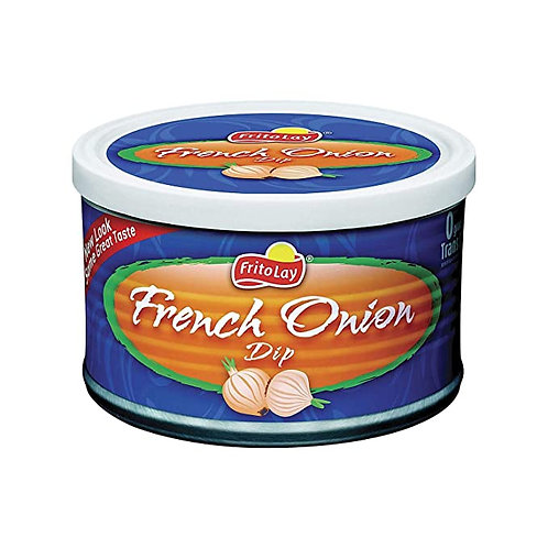 FRITO LAY FRENCH ONION DIP 8.5OZ