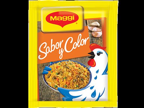 Maggi Gallinita Sabor y color