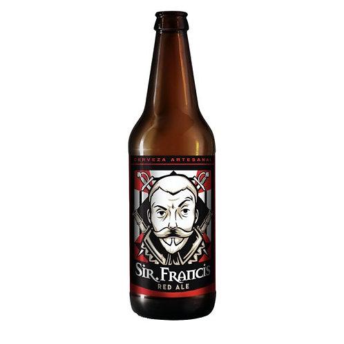 Casa Bruja Sir Francis Red Ale 355ml