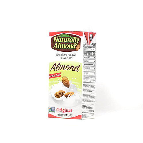 Naturally Almond Original 946ml