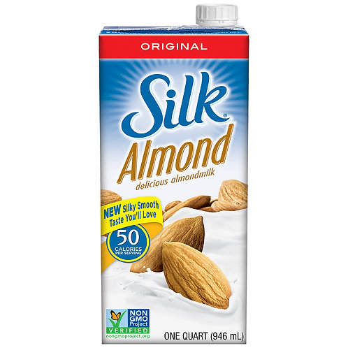 SILK ALMOND ORIGINAL 946ML