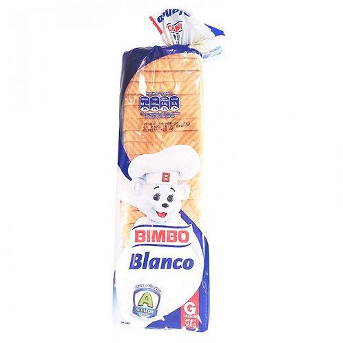 BIMBO PAN BLANCO 560G