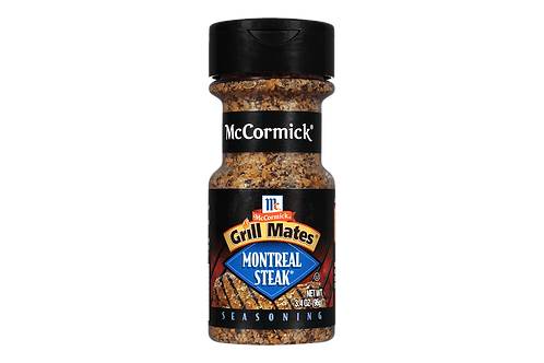 MCCORMICK MONTREAL STEAK SEASONING 96G