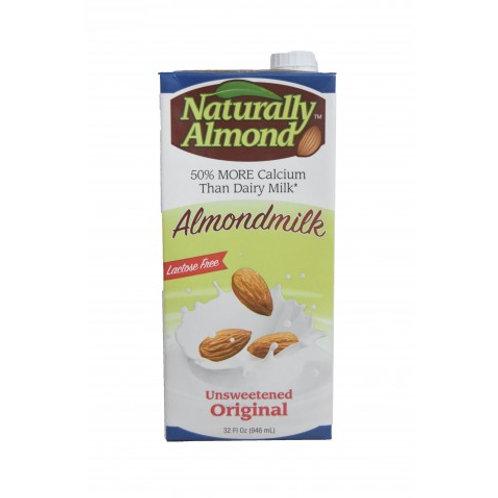 Naturally Almond Original Unsweetened 946ml