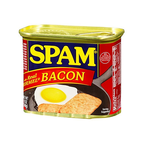 Hormel Spam with Bacon 340g