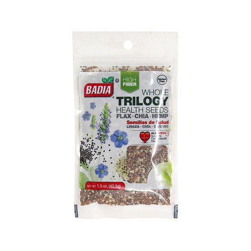 Badia Trilogy Health Seeds 1.5oz