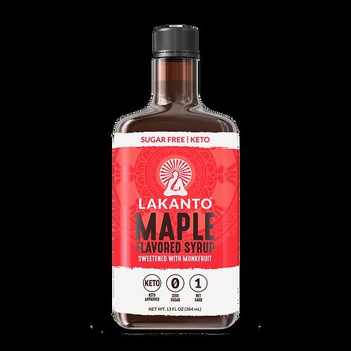 Lakanto Maple Syrup Sugar Free