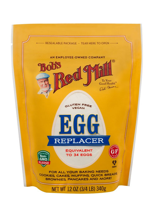 BOBS RED MILL EGG REPLACER 340G