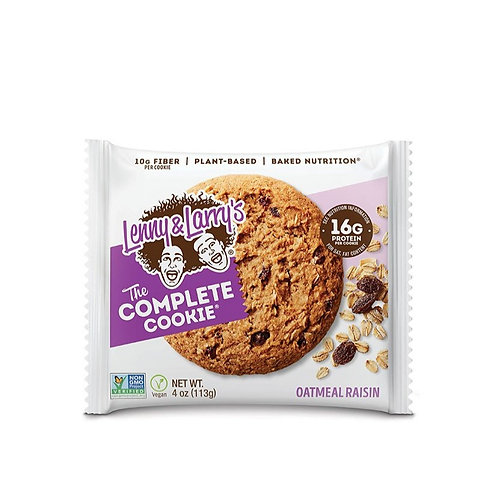 Lenny Larrys Oatmeal Raisin Cookie 113g