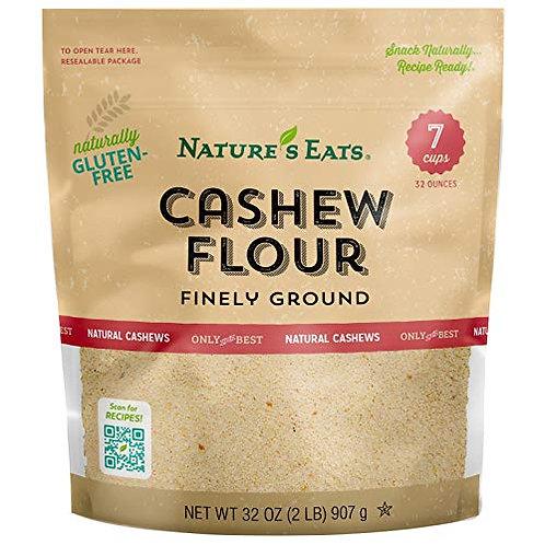 NATURES EATS CASHEW FLOUR 907G