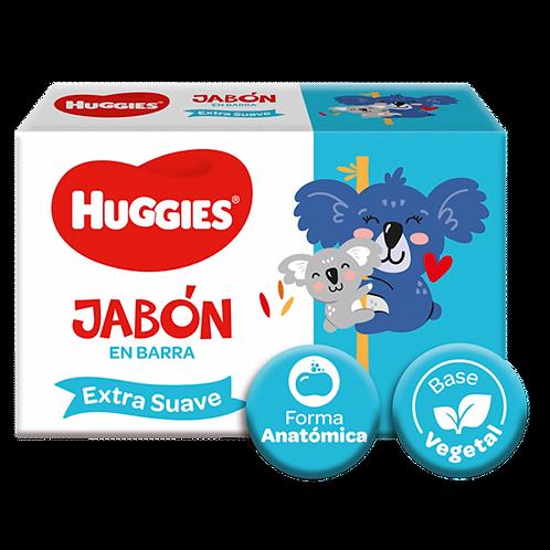 Huggies Jabon En Barra Extra Suave 75g