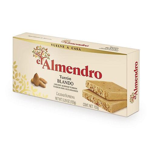 EL ALMENDRO TURRON BLANDO 150G