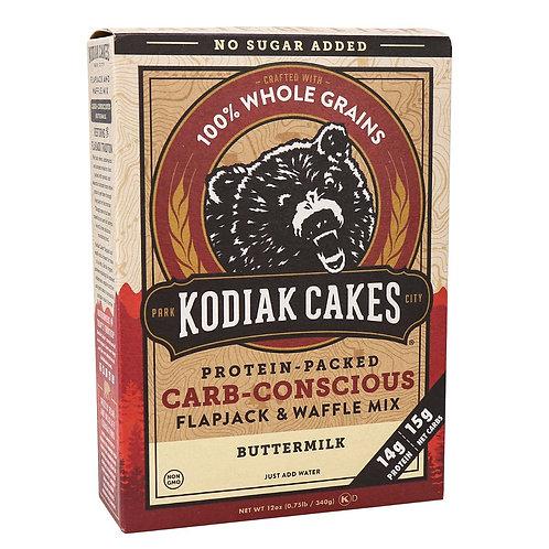 Kodiak Cakes Carb-Conscious Buttermilk 340g