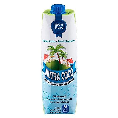Nutra Coco Agua de Coco 1L
