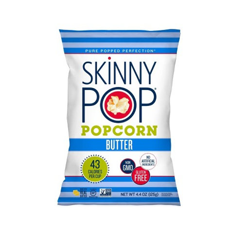 SKINNY POP POPCORN BUTTER
