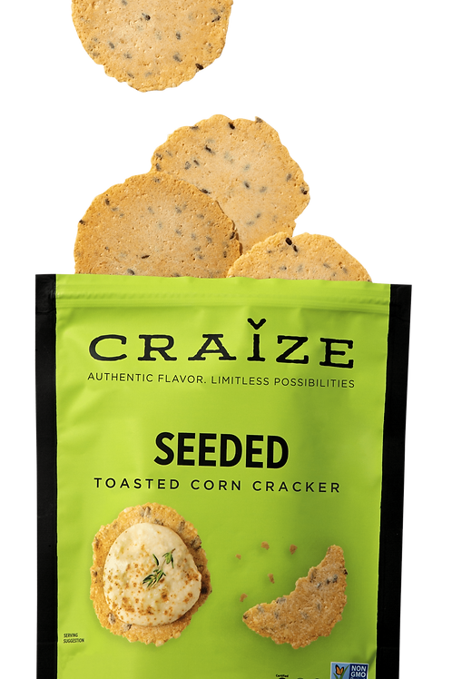 Craize Seeded 50g