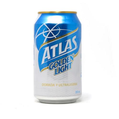 ATLAS GOLDEN LIGHT 355ML